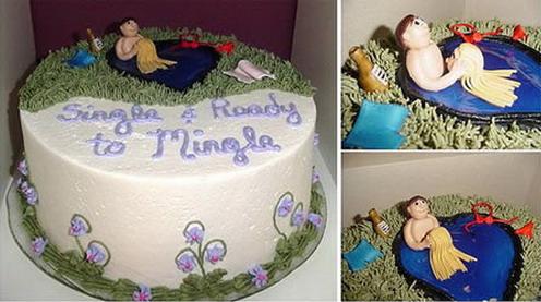 Funny Divorce Cakes Shrink4men