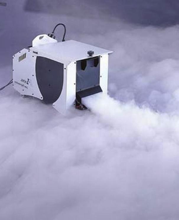 Fog machine gay sex