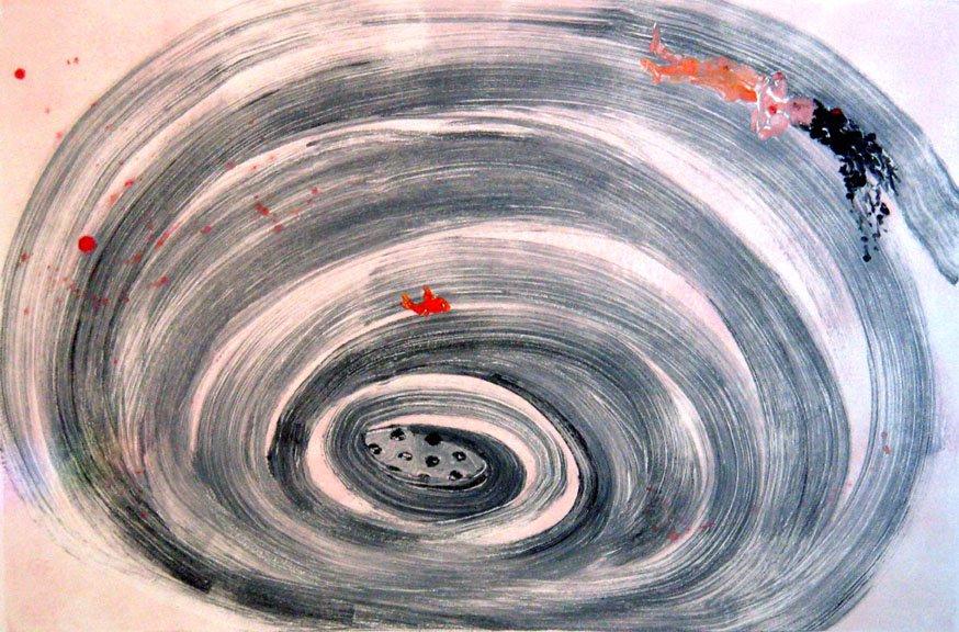 circling the drain 1