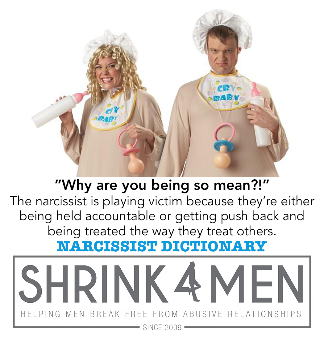Narcissist Dictionary: